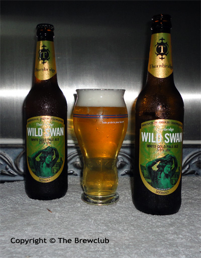 Thornbridge Wild Swan - at The Brewclub