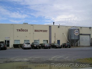 Troegs Brewery Tour