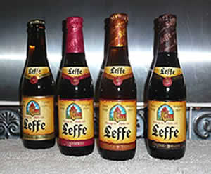 Leffe Family Beers