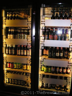 Michael's Place Craft Beer Selection