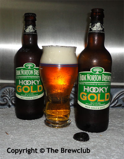 Hooky Gold - from The Brewclub