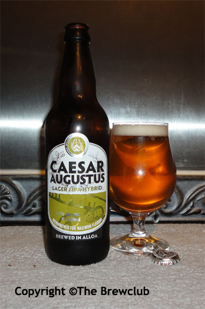 Caesar Augustus - from The Brewclub