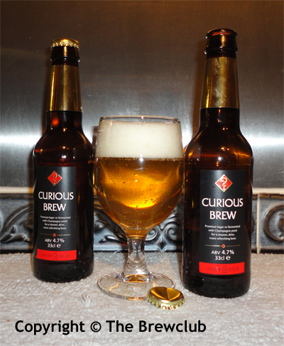 Curious Brut - from The Brewclub