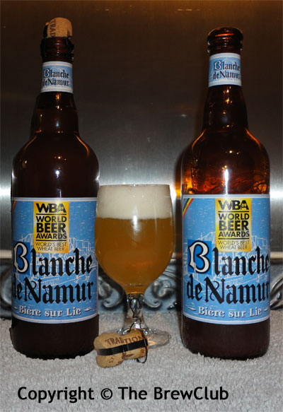 Blanche de Namur - from The Brewclub