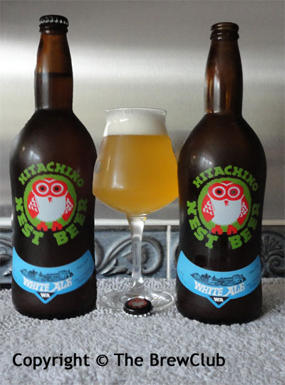Hitachino Nest White Beer - From The Brewclub