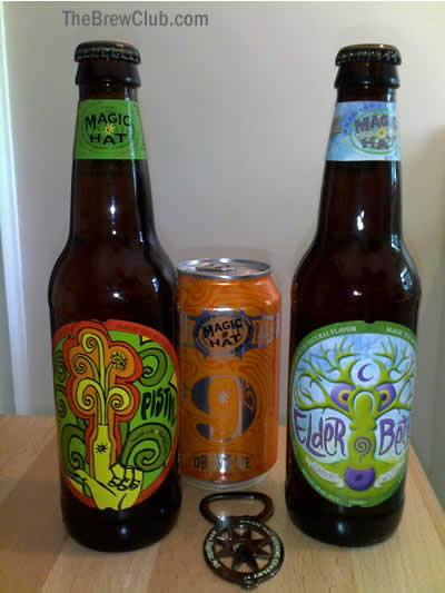 magic hat summer beers