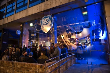 Brewdog Manchester - at The Brewclub