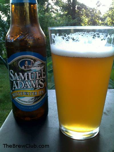 Sam Adams Whitewater IPA