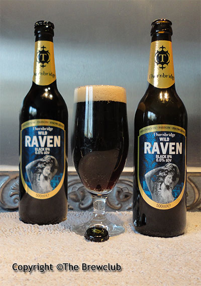Thornbridge Wild Raven at The Brewclub