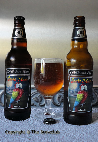 Oakham Scarlet Macaw - from The Brewclub