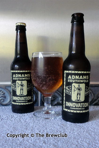 Adnams Jack - Innovation - at The Brewclub