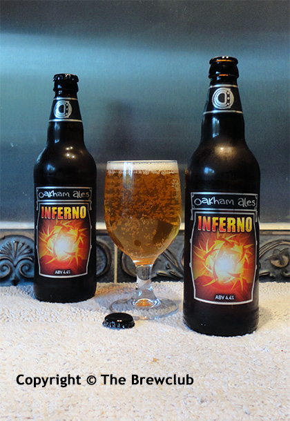Oakham Inferno - at The Brewclub