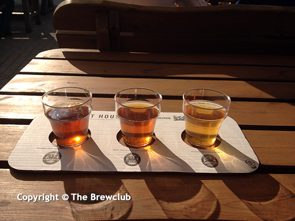 World record Beer Tasting - at The Brewclub