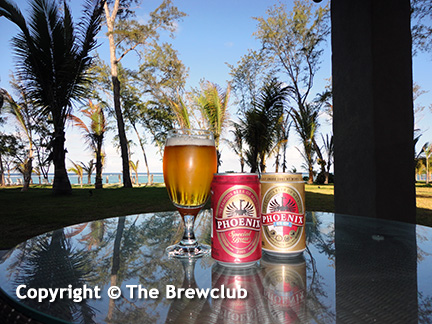 Phoenix - Mauritius Beer from The Brewclub