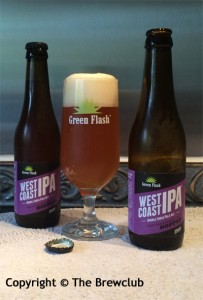Green Flash West Coast IPA @ The Brewclub