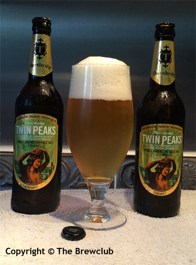 Thornbridge TwinPeaks at The Brewclub.com