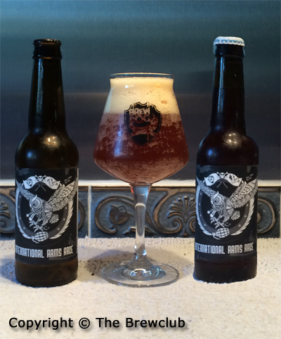 International Arms Race - Brewdog @ The Brewclub