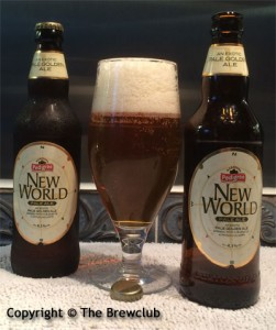 Marston's New World Pale Ale @ The Brewclub