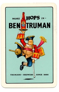 Ben Truemans - More Hops @ The Berewclub