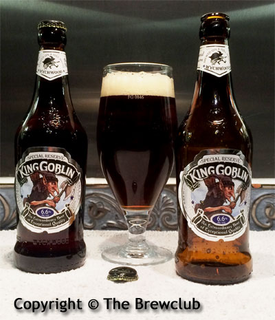Wychwood King Goblin @ The Brewclub