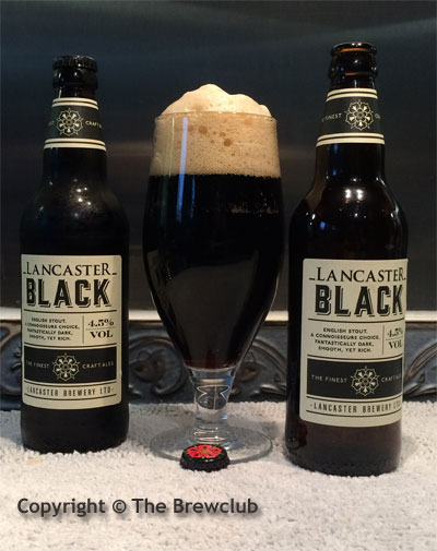 Lancaster-Black-Ale @ The Brewclub