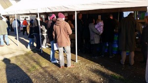 Wibblers  Brewery Christmas Open Day 2014 - at The Brewclub