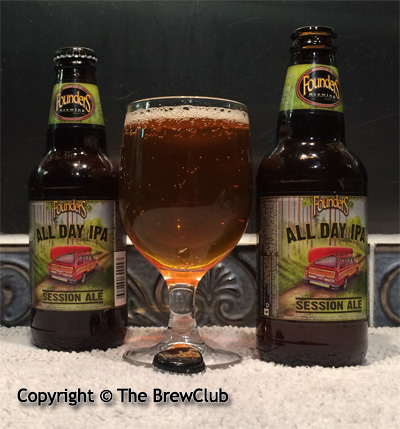 Founders All Day IPA at The Brewclub