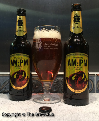 Thornbridge AM-PM at The Brewclub
