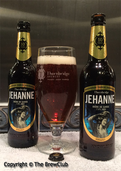 Thornbridge Jehanne at The Brewclub