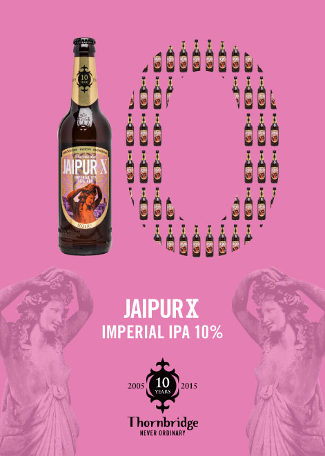 Thornbridge Jaipur X - at The Brewclub.com