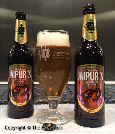 Thornbridge Jaipur-X at The Brewclub