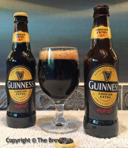 Guinness Foreign Export @ The Brewclub