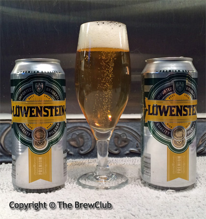 Lowenstein - at The Brewclub
