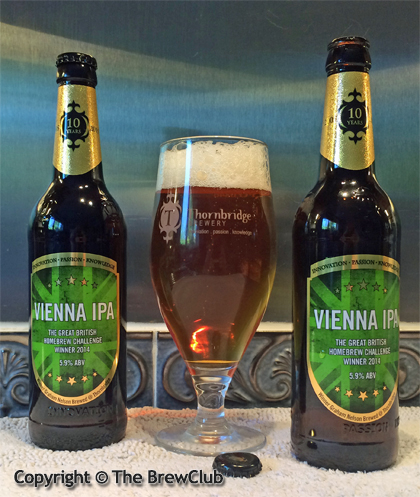 Thornbridge Vienna IPA @ The Brewclub