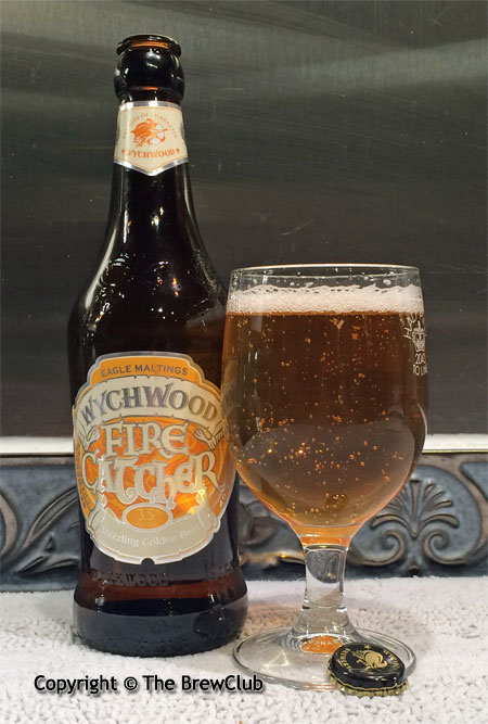Wychwood Firecatcher @ The Brewclub