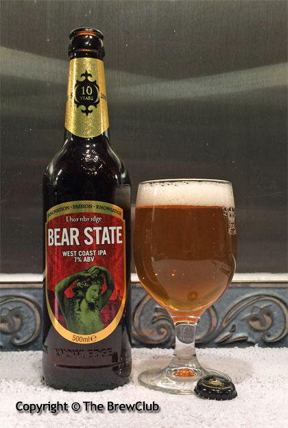 Thornbridge Bear State @ The Brewclub
