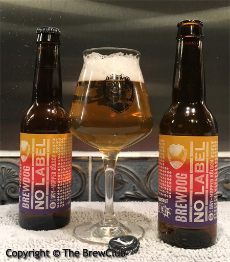 Brewdog No Label @ The Brewclub