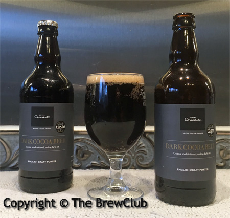 Hotel Chocolat Porter @ The Brewclub