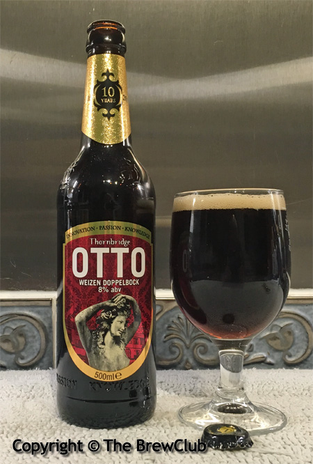 Thornbridge Otto @ The Brewclub