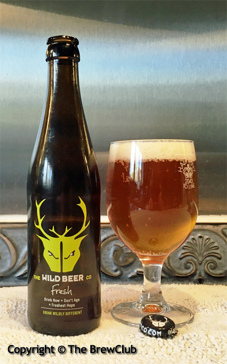 Wild Beer Co. Fresh @ The Brewclub