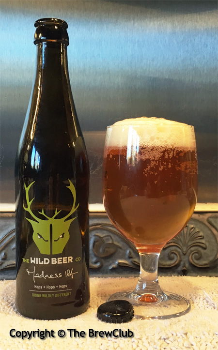 Wild Beer Co Madness IPA