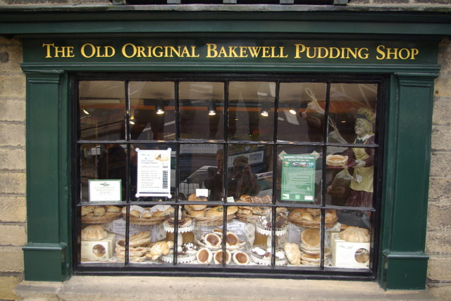 Bakewell Pudding Shop @ The Brewclub