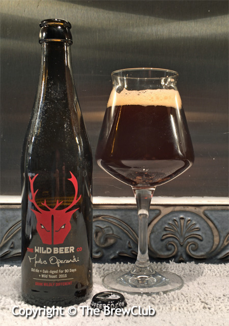 Wild Beer Co Modus Operandi @ The Brewclub
