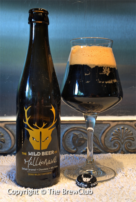 Wild Beer Co. Millionaire @ The Brewclub