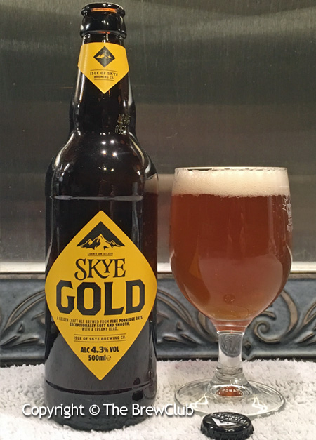 Skype Gold Ale @ The Brewclub