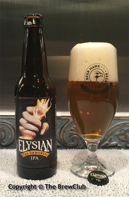 elysian Immortal ipa @ The Brewclub