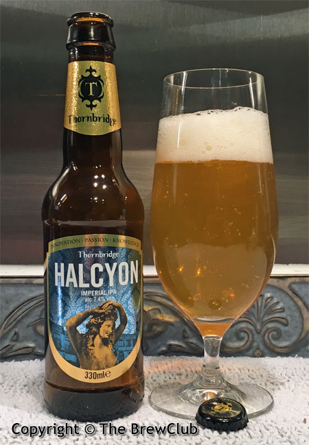 Thornbridge Halcyon @ The Brewclub