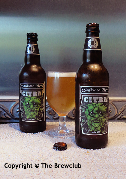 Beer Review 0587: Oakham Ales Citra IPA | All The Same Beer